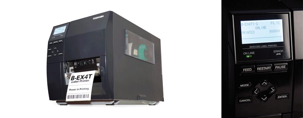 Impresora Toshiba B-X4T B-X4T1 B-X4T2 B-X4D2