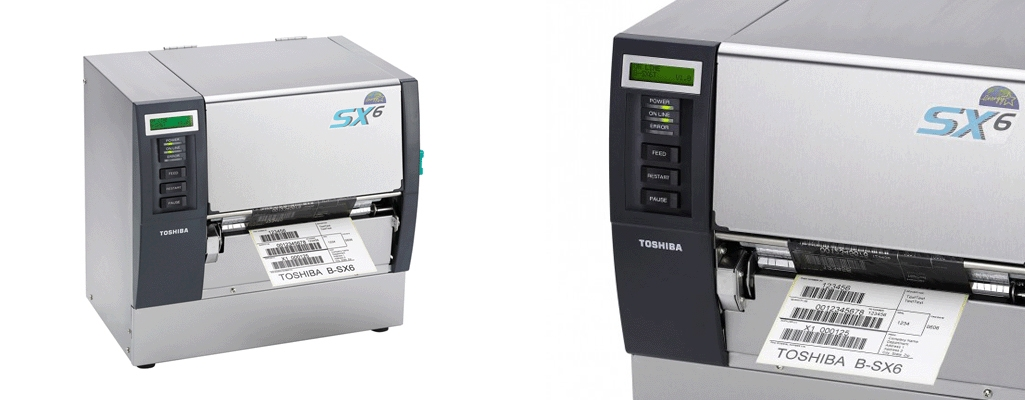 Impresora Toshiba B-SX6