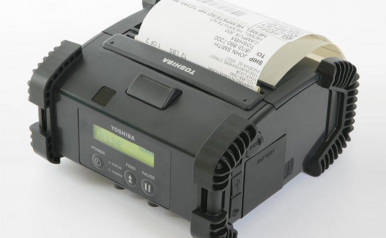 Toshiba Tec EP4DL