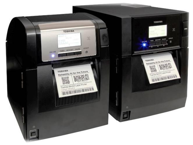 Impresora Toshiba Tec BA400 Series