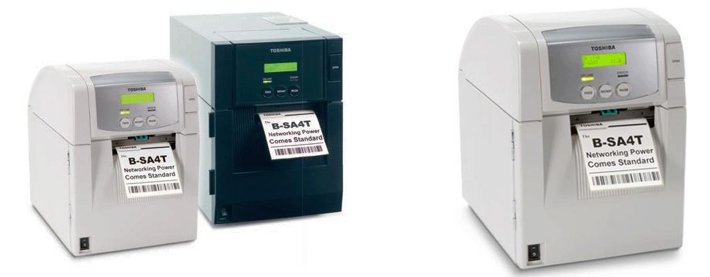 Impresora Toshiba SA4TP