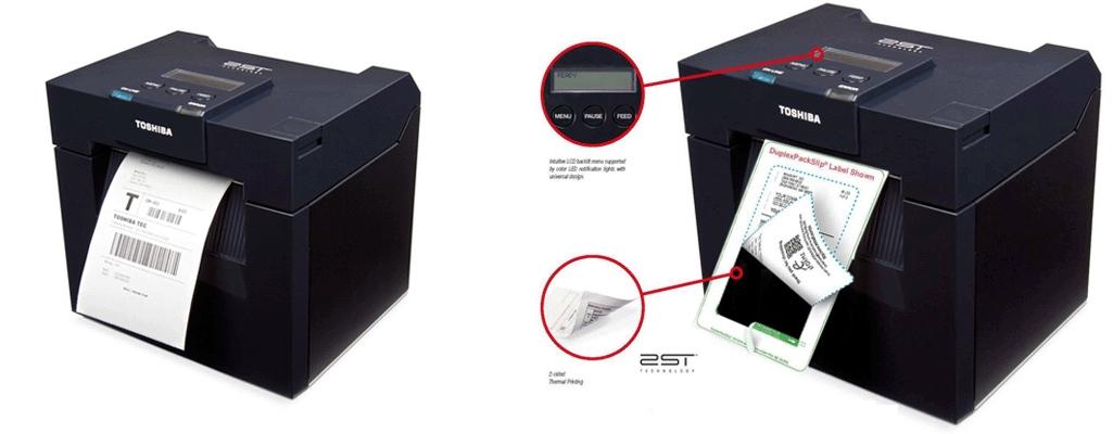Impresora Toshiba Tec DB-EA4D
