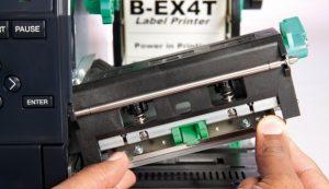 Cambio cabezal B-EX4T