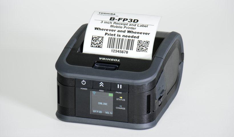 Toshiba Tec FP3D