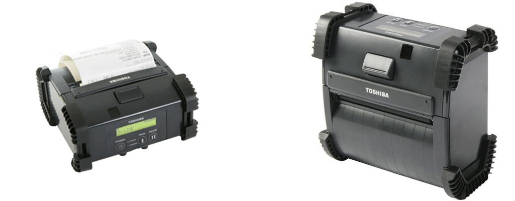 Impresora Toshiba Tec B-EP4DL