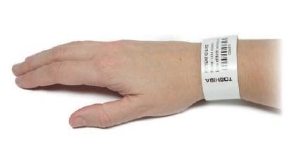 Identificación para pacientes